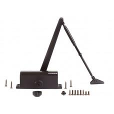 Дверной доводчик коричневый Elementis EN3 80 кг