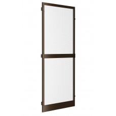 Дверная москитная сетка 32 мм, коричневая