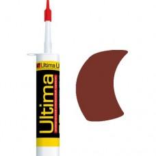 Герметик силиконовый коричневый