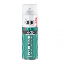 Очиститель ПВХ KUDO спрей №20
