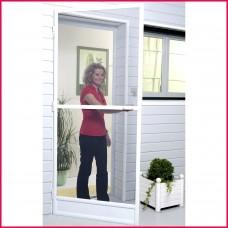 Дверная москитная сетка 32 мм, белая