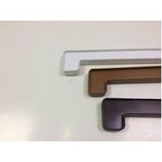 Стыковочная заглушка на подоконник эконом белая